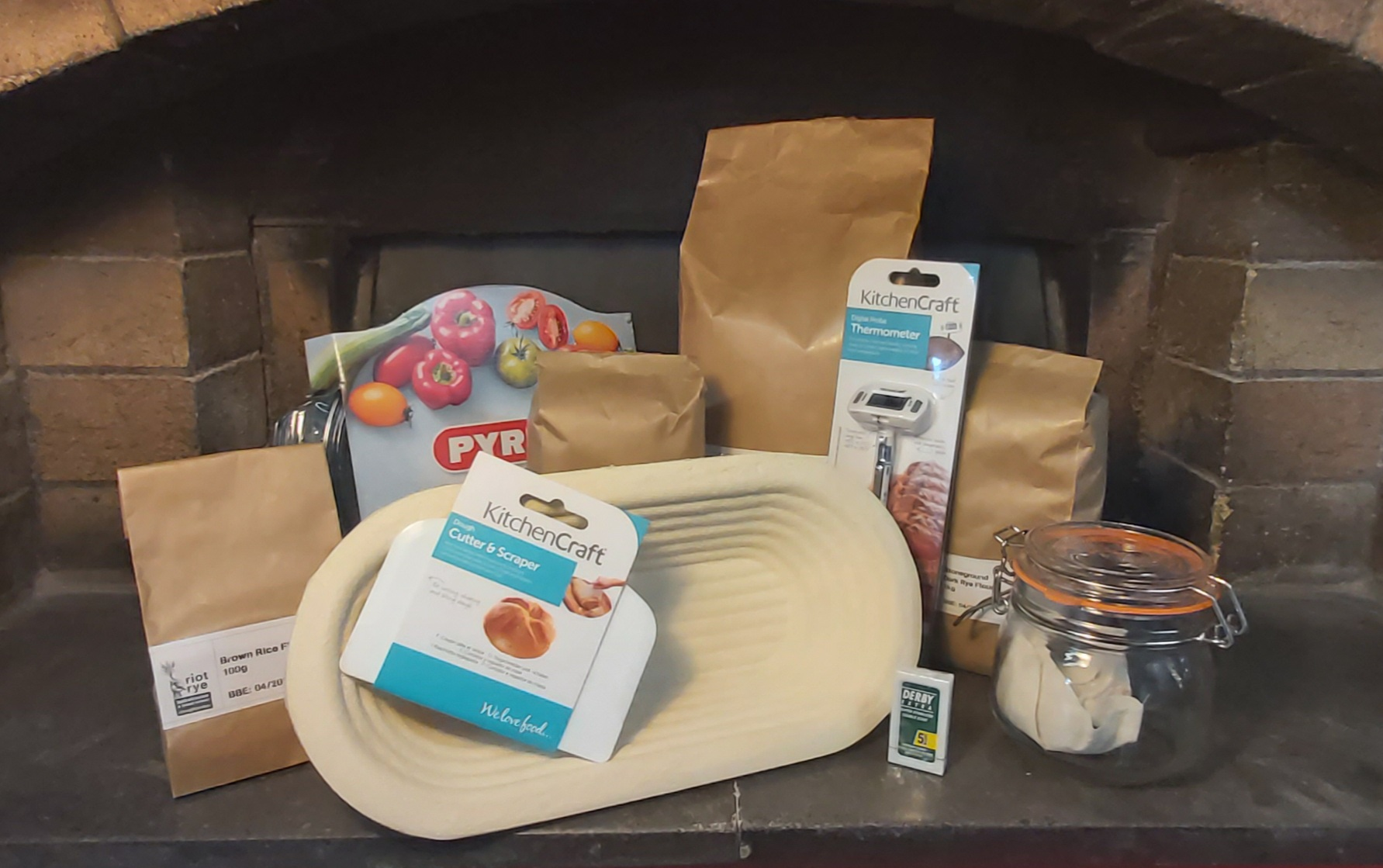 Sourdough Baking Pack