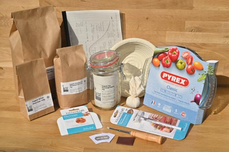 Baking Kit for Common Loaf